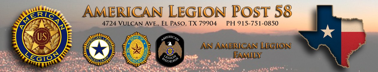 American Legion Paso del Norte Post #58